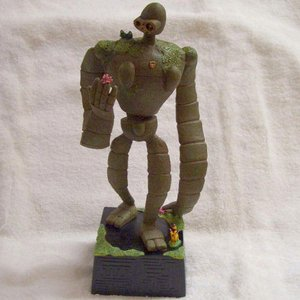 【天空の城ラピュタ】 オルゴールロボット兵 znet