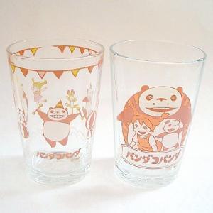 パンダコパンダ 乾杯グラスセット|znet