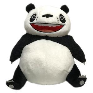 パンダコパンダ ぬいぐるみ パパンダ 笑いM|znet