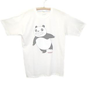 パンダコパンダ 親子Tシャツ パパンダ |znet