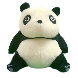 【パンダコパンダ】にこにこパンちゃんぬいぐるみ/M|znet