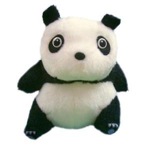 【パンダコパンダ】にこにこパンちゃんぬいぐるみ/S|znet