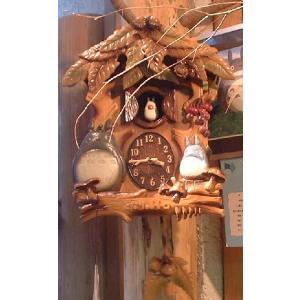 トトロ鳩時計M806 znet