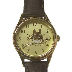 【スタジオ ジブリ グッズ/となりのトトロ腕時計】大トトロ どんぐり ACCK401 znet