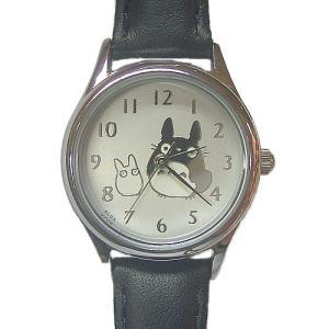 【スタジオ ジブリ グッズ/となりのトトロ腕時計】 大トトロと小トトロ ACCK402 znet