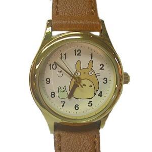 【スタジオ ジブリ グッズ/となりのトトロ腕時計】 大中小トトロ ACCK403 znet
