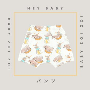 ショートパンツ Banana Circus 日本製 baby zoi zoi|zoizoi