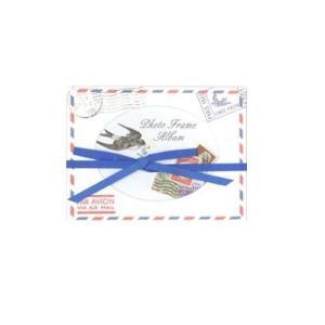 PHOTO FRAME ALBUM(フォトフレームアルバム) レターバード 贈り物 プレゼント ギフト [M便 3/25] zonart-kamika