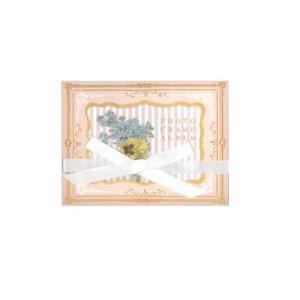 PHOTO FRAME ALBUM(フォトフレームアルバム) クラシカルパンジー 贈り物 プレゼント ギフト [M便 3/25] zonart-kamika