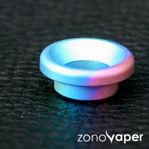 Comp Lyfe(コンプライフ) Mini Drip Tip (Anodized Titannium)|zonovaper