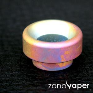 Comp Lyfe(コンプライフ) Standard Drip Tip Anodized Titanium|zonovaper