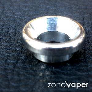 Comp Lyfe(コンプライフ) Mini Drip Tip (Raw Titannium)|zonovaper