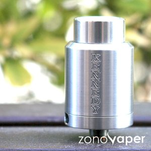 KENNEDY 24 RDA (Stainless Steel)
