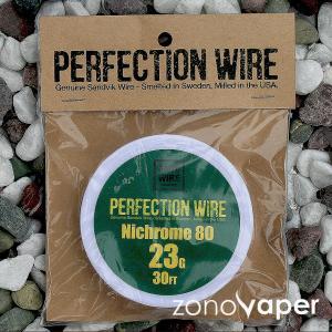 SAITO WIRE Creation/PERFECTION WIRE(パーフェクションワイヤー)Nichrome80  23G|zonovaper