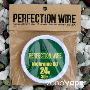 SAITO WIRE Creation/PERFECTION WIRE(パーフェクションワイヤー)Nichrome80  24G|zonovaper