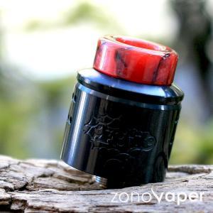 WOTOFOウォトフォProfileプロフィール 1.5 RDA Atomizer Black