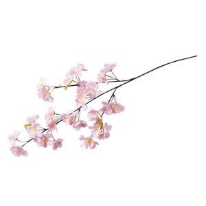 (春ディスプレイ造花アートフラワー)桜小枝(42)(DF34/62)