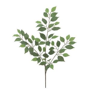 (造花 フェイクグリーン 人工観葉植物)フィカススプレイ×54(GL74)