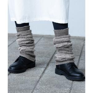 レッグウォーマー 靴下屋/ グラデタムマルチブーツカバー