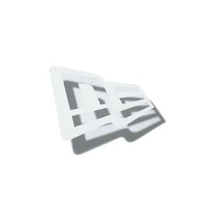 ステッカー NEWERA DIE-CUT STICKER FLAG LOGO L ステッカー