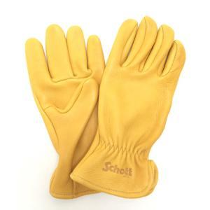 手袋 Schott/ショット/DEER SKIN GLOVE/ディアスキン グローブ