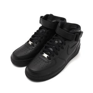 NIKE AIR FORCE 1 MID '07 (BLACK/BLACK-BLACK) 【SP】