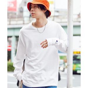 tシャツ Tシャツ Champion Authentic T-SHIRTS/ チャンピオン コットン Tシャツ Long Sleeve T|ZOZOTOWN PayPayモール店