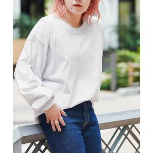 tシャツ Tシャツ ギルダン ビッグシルエット USAオーバーサイズ ロングスリーブTシャツ|ZOZOTOWN PayPayモール店