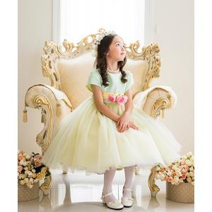ドレス ヴィクトリアンローズ グラデーション チュール ドレス