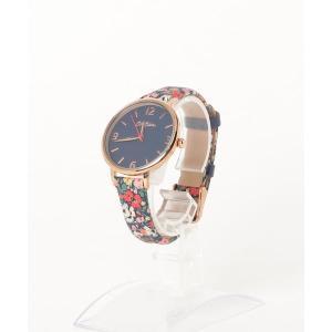 腕時計 <Cath Kidston/キャスキッドソン>花柄モチーフ 腕時計|ZOZOTOWN PayPayモール店