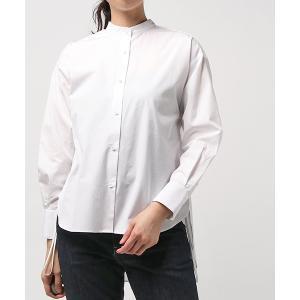 シャツ ブラウス 【Oggi4g月号掲載】トーマスメイソン3WAYシャツ・
