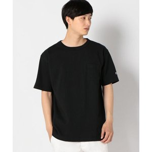 tシャツ Tシャツ Champion: MADE IN USA T1011 ポケット Tシャツ□