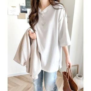 tシャツ Tシャツ 柔らか『綿100%』。5分袖ボックス半袖Tシャツ
