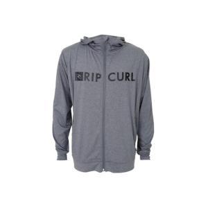 ラッシュガード 【RIP CURL リップカール】ラッシュガード/メンズ 長袖 ジップアップ フード...