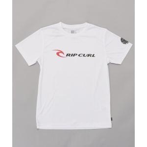 ラッシュガード 【RIP CURL リップカール】メンズ半袖ラッシュガード / 水着 マリンスポーツ...