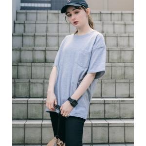 【Hanes】BEEFY-T ビーフィーポケットTシャツ