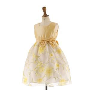ドレス オーガンジープリンセスドレス