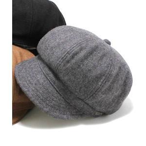 帽子 キャスケット キャバレロ キャスケット ELCIEGO MELTON CABALLERO