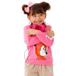 パーカー 親子お揃い ディズニー Disney(ディズニー)ヘッドフォンパーカー キッズ 1793K