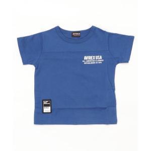 キッズ/ビッグ ロゴ ルーズフィットTシャツ/KIDS/BIG LOGO LOOSE FIT T-S...