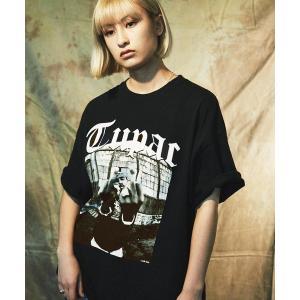 tシャツ Tシャツ THE TEE ザ・ティー / 2PAC トゥーパック / FXXKフォトプリン...