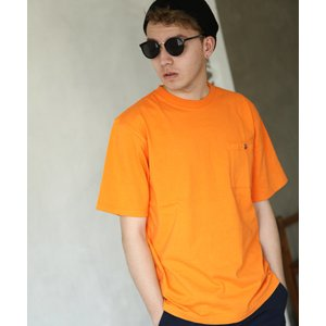 tシャツ Tシャツ 【ROUND HOUSE】Over Dye USA Cotton Tshirts
