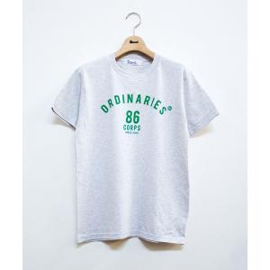 tシャツ Tシャツ ALL ORDINARIESカーブロゴT 2019