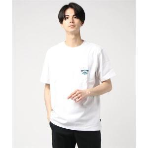 tシャツ Tシャツ 【RIP CURL リップカール】メンズポケット付きTシャツ/半袖 胸ポケット