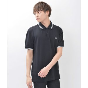 Fred Perry ( フレッドペリー )TWIN TIPPEDポロシャツ