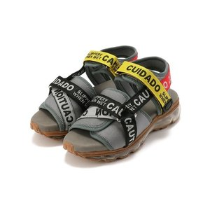 サンダル Tomo&Co×Name./トモ&シーオー×ネイム/sporty sandal -CAUT...