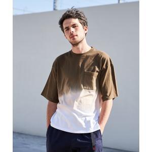 tシャツ Tシャツ 【ADP】グラデーションTシャツ