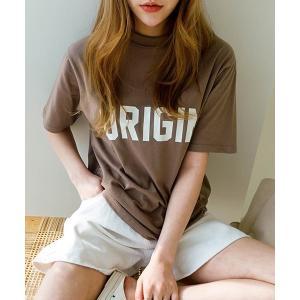 tシャツ Tシャツ NANING9(ナンニング)ORIGIN半袖Tシャツ
