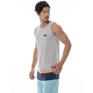 ラッシュガード BILLABONG メンズ SURF FIT ラッシュガード タンクトップ【SUBM...