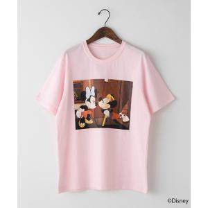 ∴WEGO/ディズニー別注プリントTシャツ